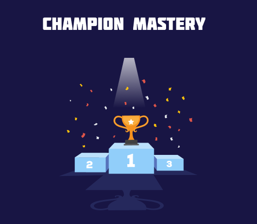 champion mastery league of legends boost