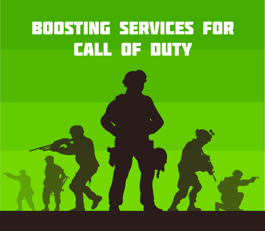 Boosting Services For Call of Duty