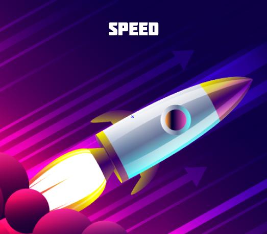 boosting speed