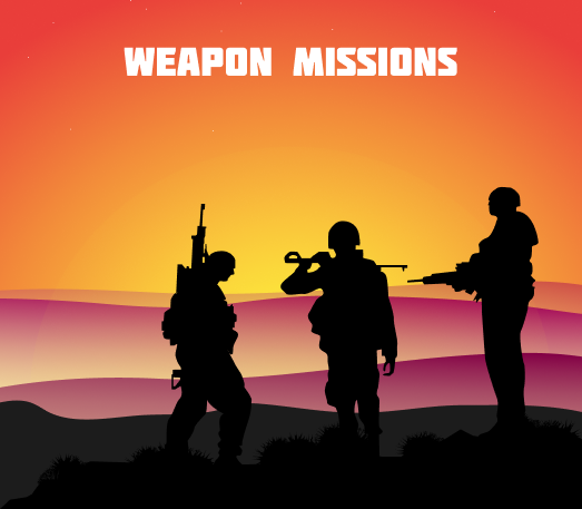 call of duty weapon missons boosting