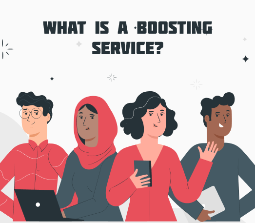 what is a boosting service