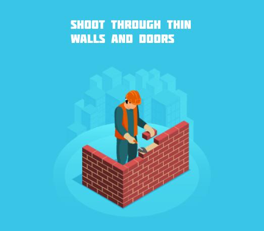 shoot through walls CoD