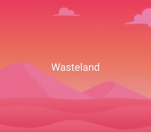 Wasteland in Call of Duty: Modern Warfare 2