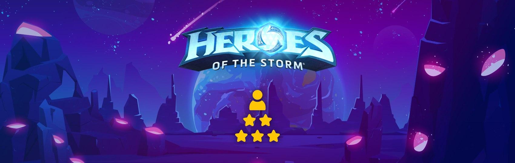 Top 5 Best Heroes in HotS