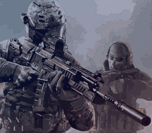 CoD Modern Warfare Multiplayer upgrades