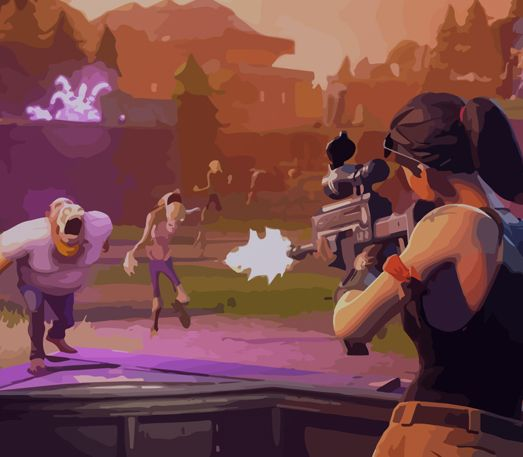 play in Fortnite Save the World