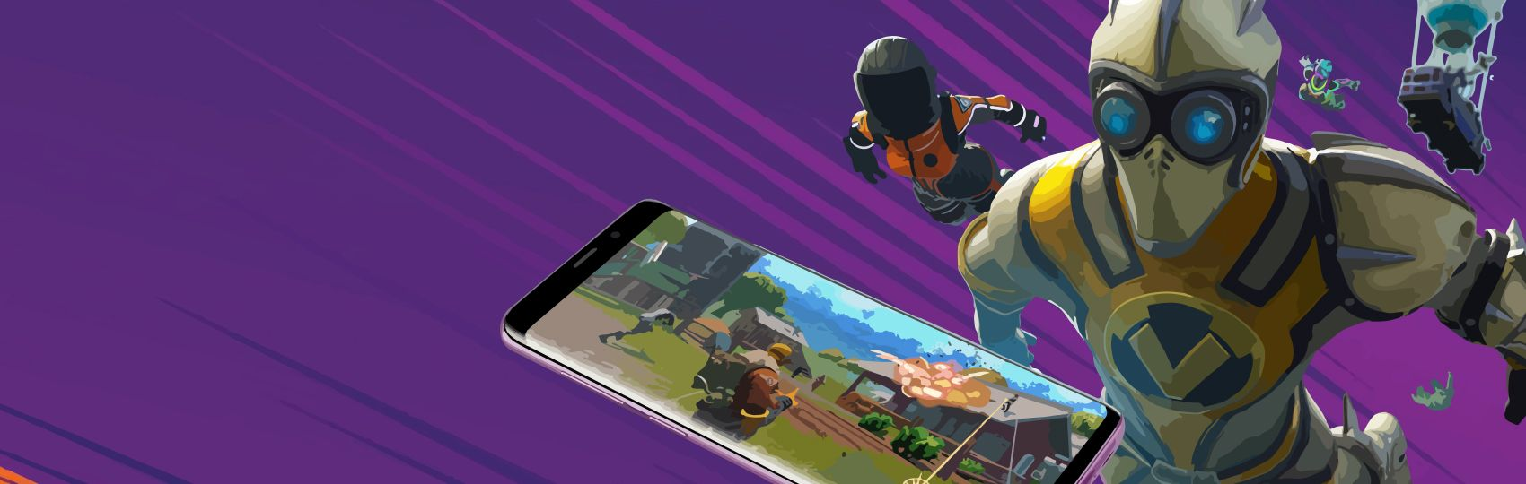 Fortnite on Android launch technical post