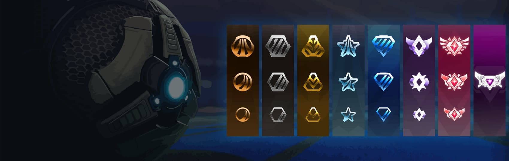 How to rise up your rank in the Rocket League
