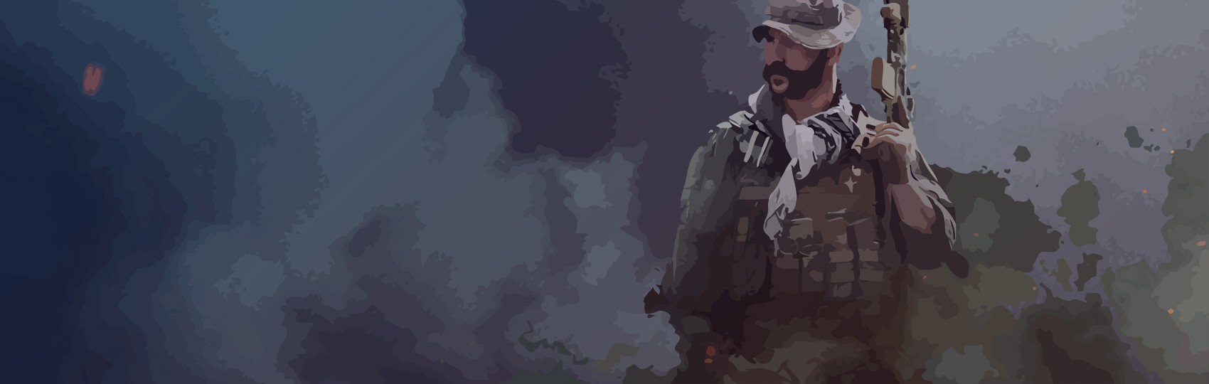 The Modern Warfare season four battle pass with Captain Price