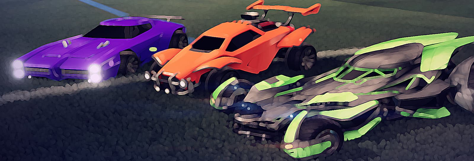 Which car to choose in the Rocket League?