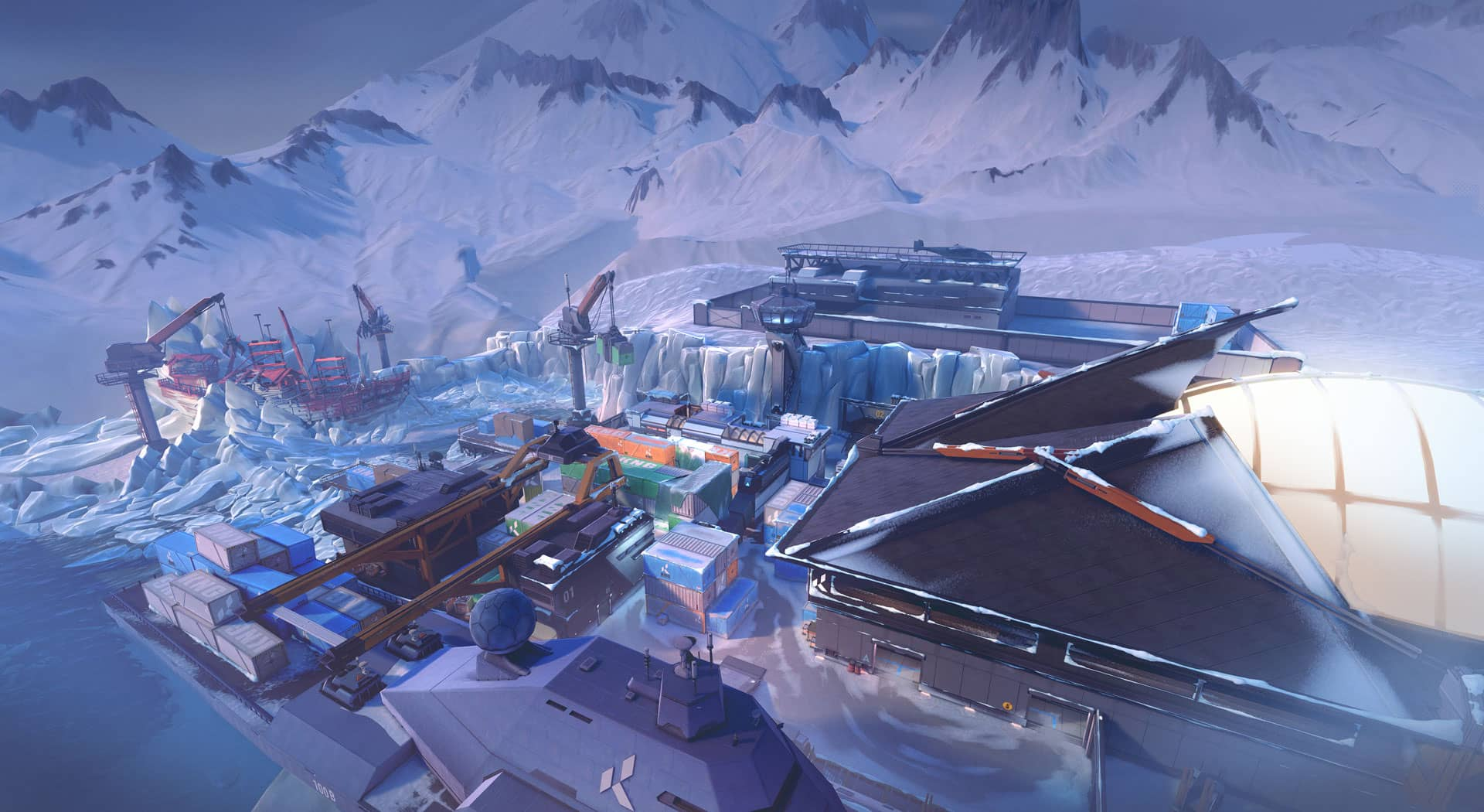 Full Guide for Valorant new IceBox map