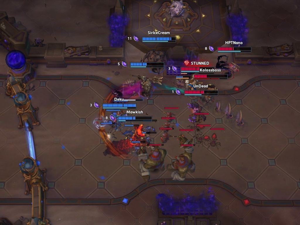 hots teamfight
