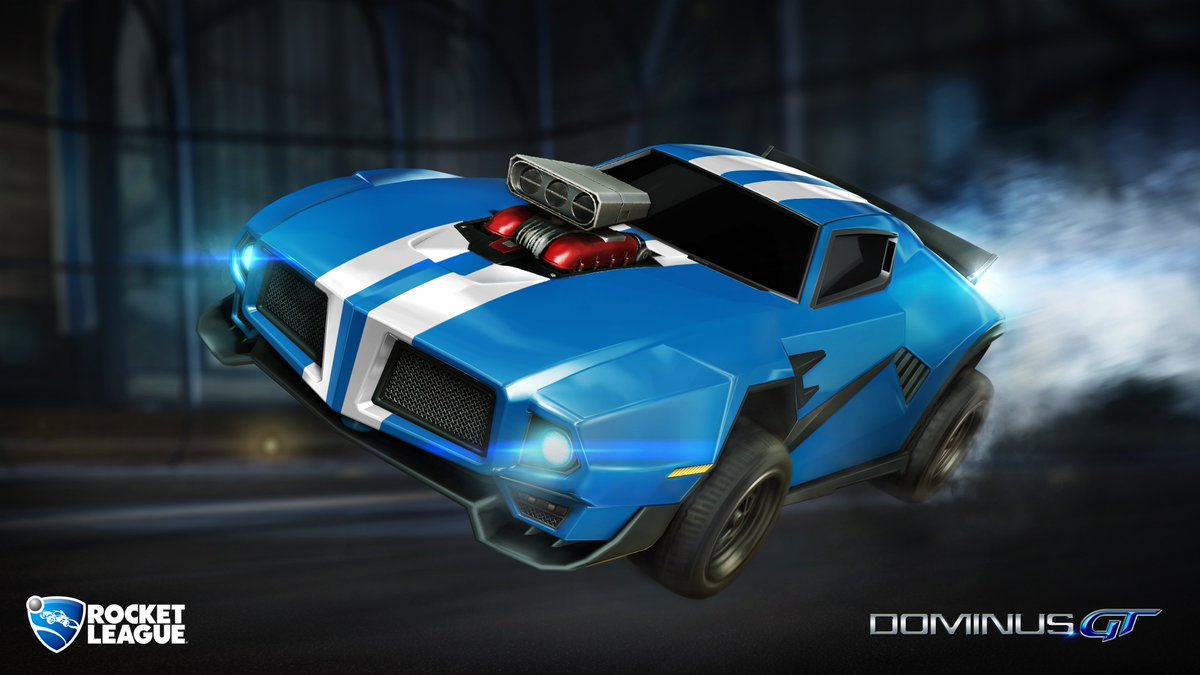 Get ready to removing! Rocket League Crates will be removed and replaced by Blueprints.