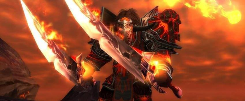 Complete Fury Warrior Guide for World of Warcraft Shadowlands