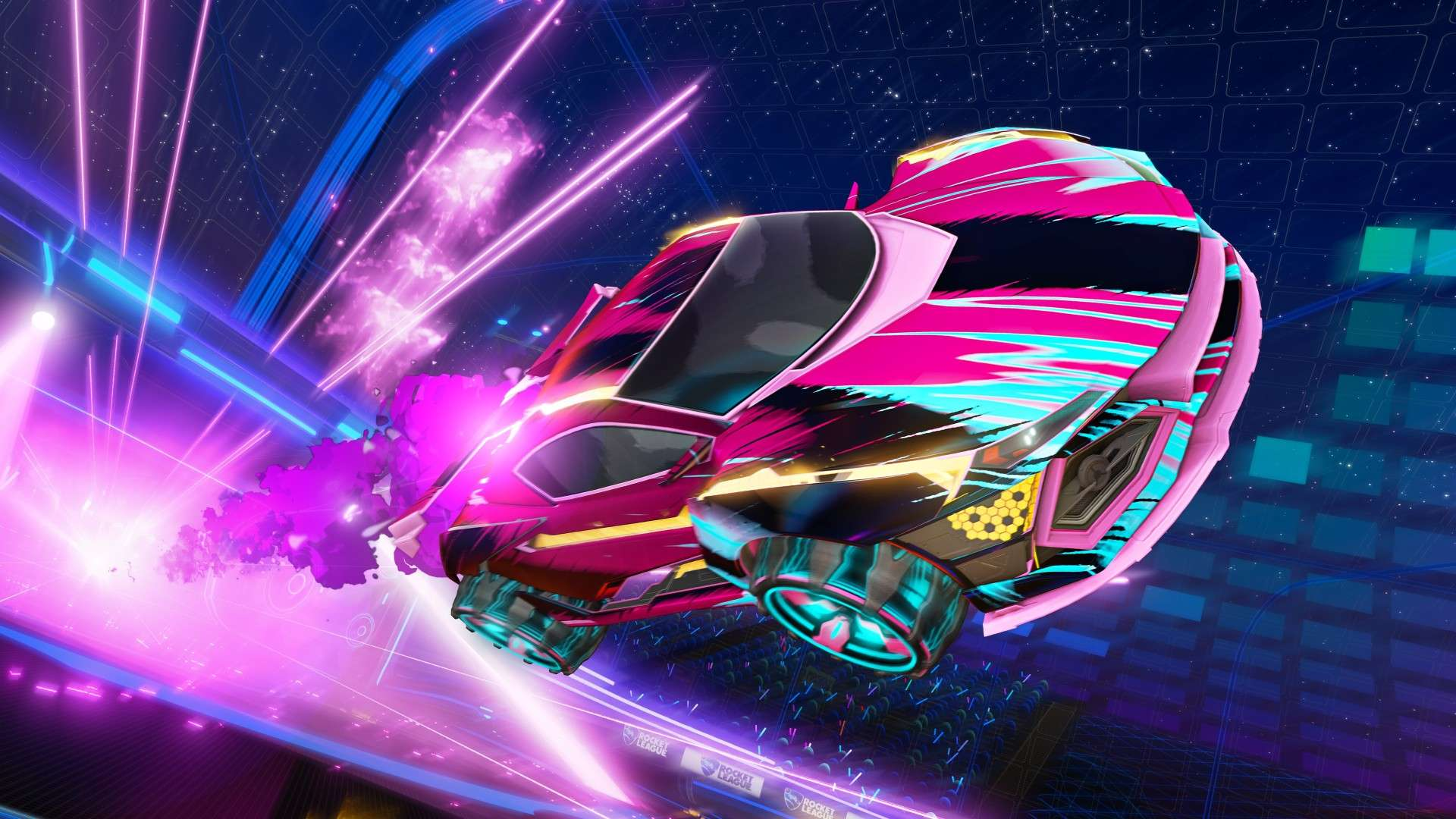 Rocket League Cars, which are best in 2021, top 5